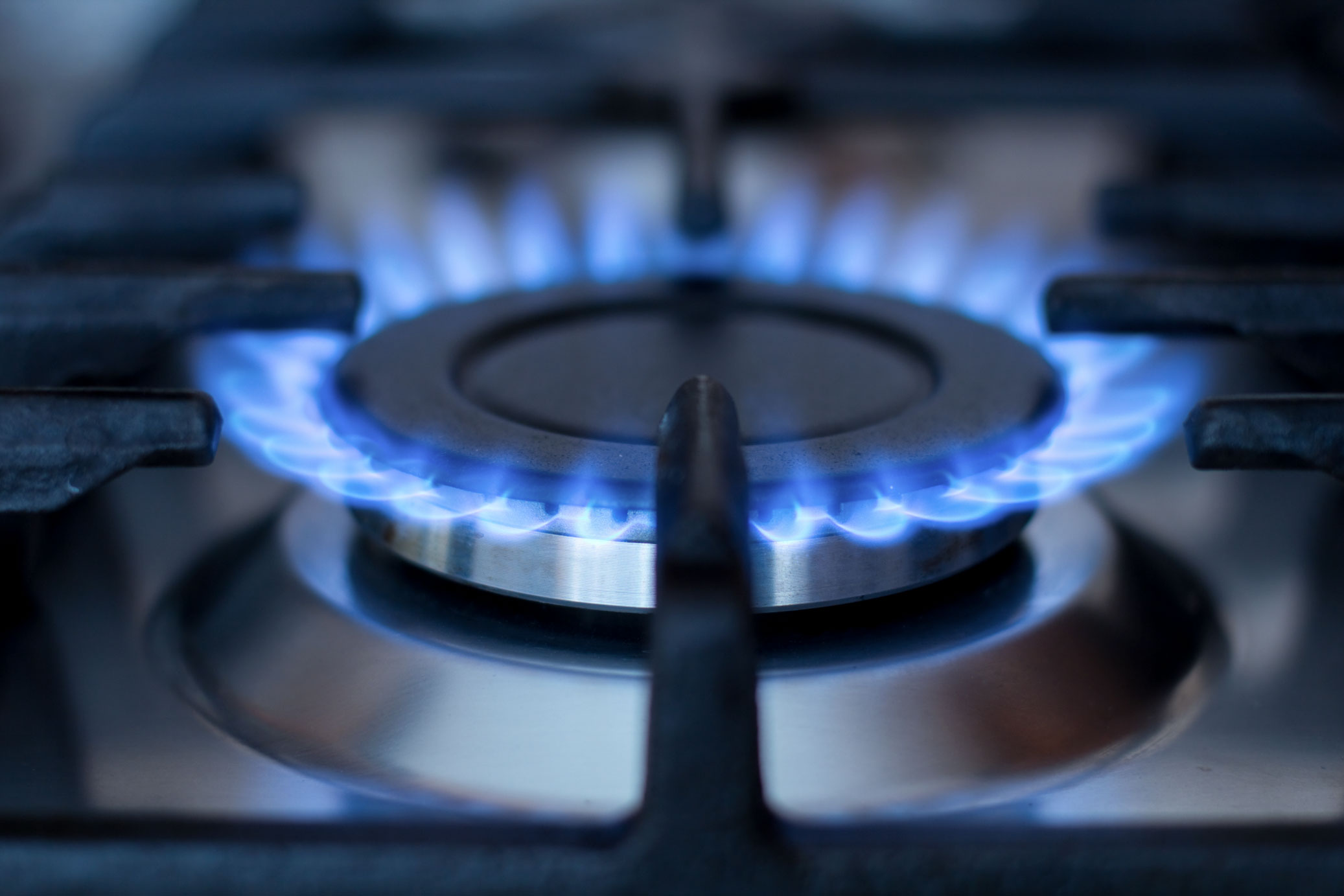 natural gas flame burner renewables
