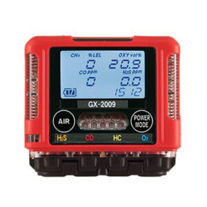 GX-2009 Portable Multi Gas Detector - 2