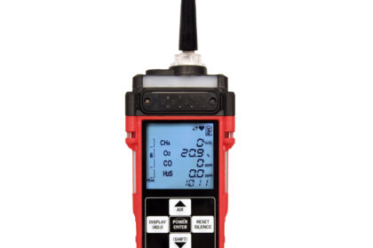 GX-2012 Confined Space Gas Monitor - 1