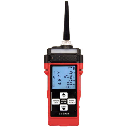 GX-2012 Confined Space Gas Monitor – 1
