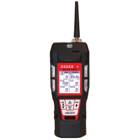 GX-6000 PID Gas Monitor – 1