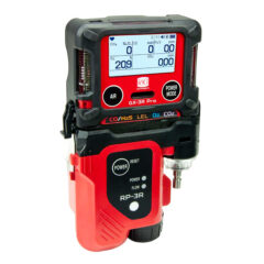 Gx3R Pro-five gas monitor-portable multi-gas-2
