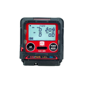 Gx3R-four gas monitor-portable multi-gas-1