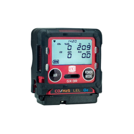 Gx3R-four gas monitor-portable multi-gas-4