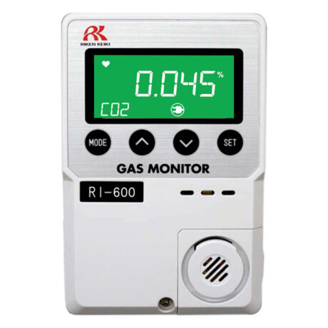 RI-600 CO2 Gas Monitor