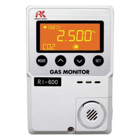 RI-600 CO2 Gas Monitor – orange