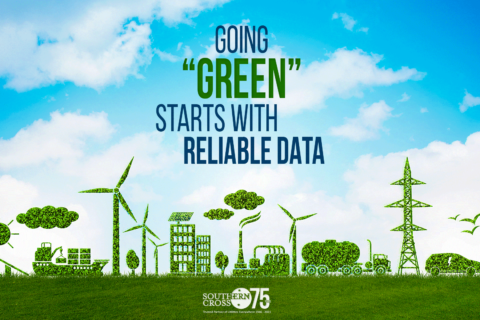 Going Green starts with Reliable Data_Blog_Southern Cross